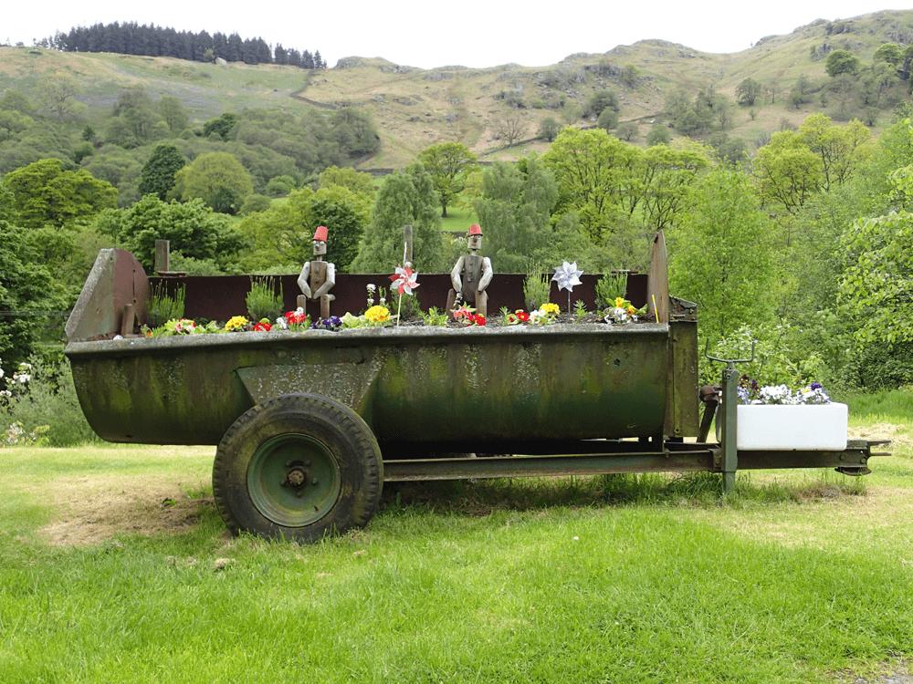 Lake District Magician Cumbria
