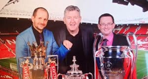 Manchester United's Norman Whiteside Magician