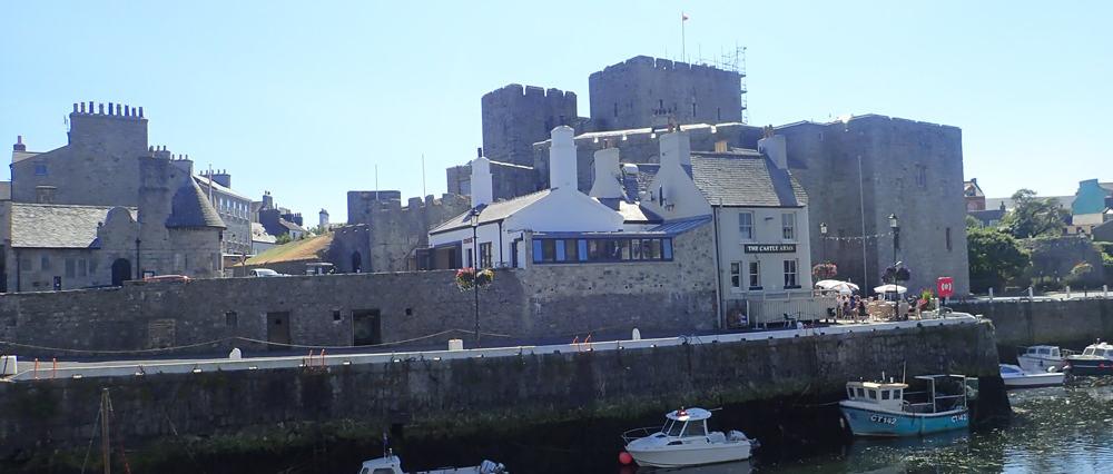 Isle of Man Castletown