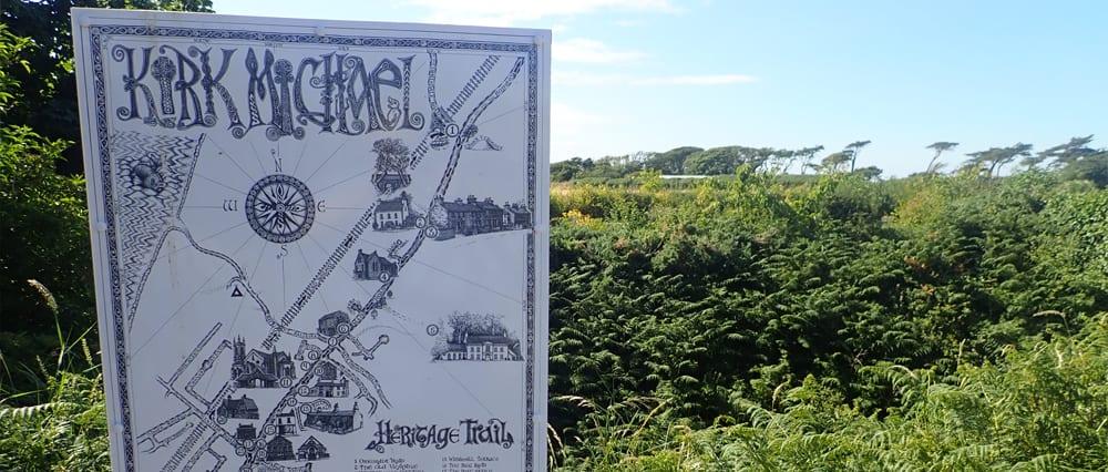 Isle of Man Kirk Michael Heritage Trail