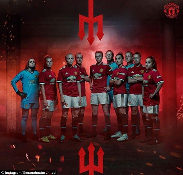 Manchester United Women's Team